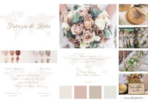 Matrimonio Tema Emozioni : Tinte delicate colori neutri e il viaggio come tema principale:come